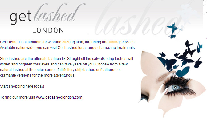 getlashed