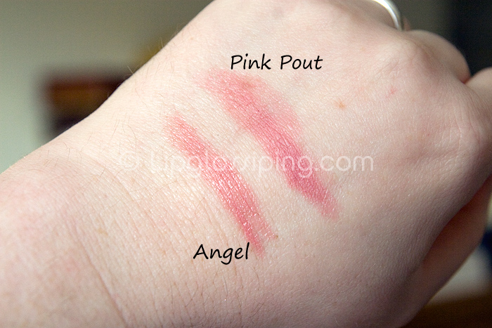 angelvspinkpoutswatches