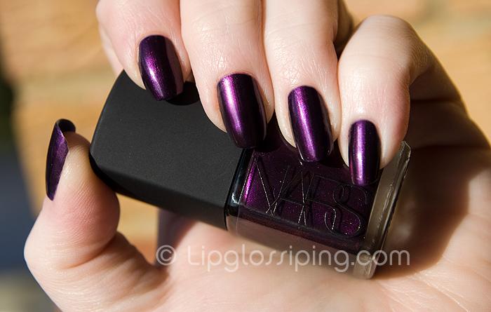 A Makeup & Beauty Blog – Lipglossiping » Blog Archive NARS Purple ...