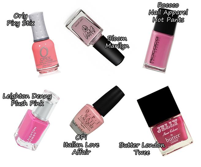 A Makeup & Beauty Blog – Lipglossiping » Blog Archive Pink Polish ...