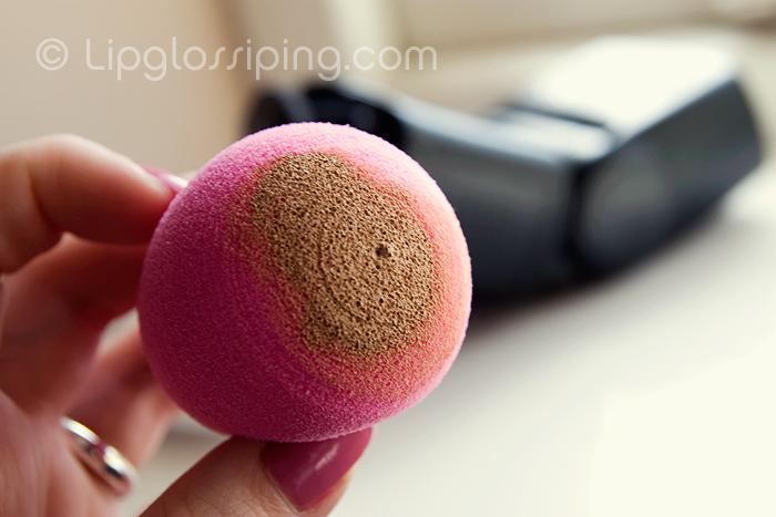 kicks blending sponge