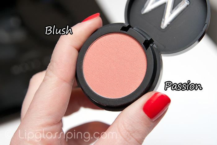 make up store blush lush