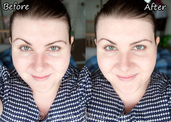 Bare Minerals Matte Foundation Review