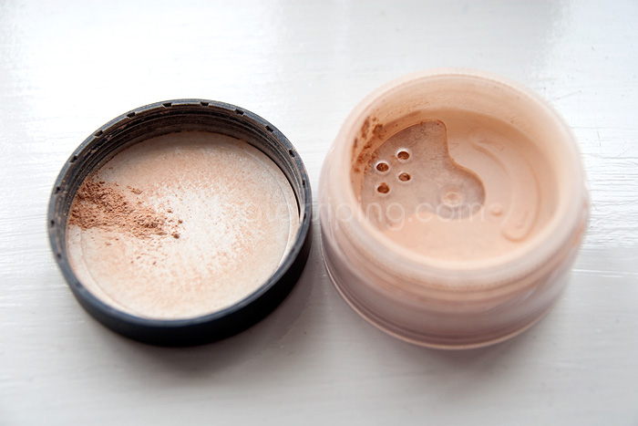 Bare Skin Minerals Natural Mineral Makeup