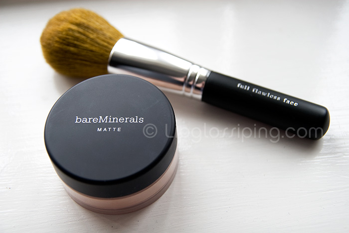 Bare Minerals Matte Foundation Review - A Makeup & Beauty Blog - Lipglossiping