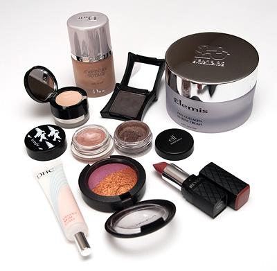 Basis make up producten