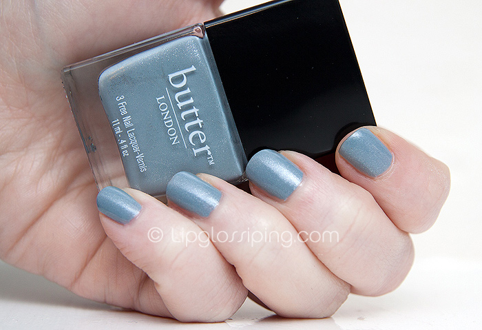 Butter London Spring/Summer 2011 - Lady Muck NOTD - A Makeup & Beauty Blog - Lipglossiping
