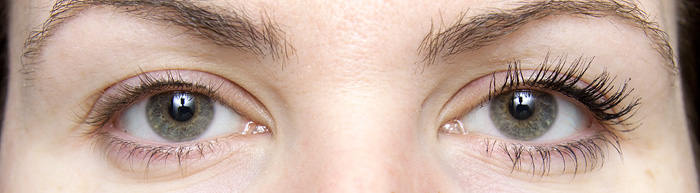 55b68650421 I see a good amount of volume and I love how the Max Factor False Lash  Effect Fusion has emphasised my lashline so heavily but I'm not seeing the  length I ...