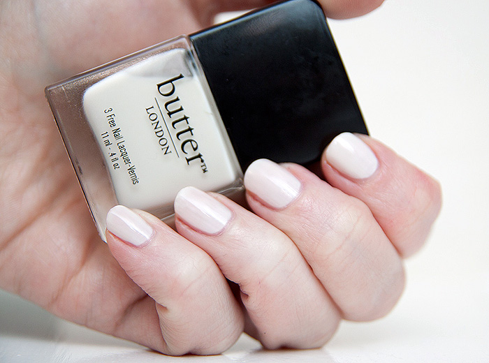 Butter London Cream Tea NOTD - A Makeup & Beauty Blog - Lipglossiping