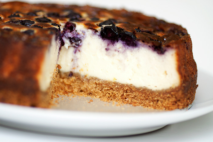 Baked Blueberry Cheesecake Recipes — Dishmaps