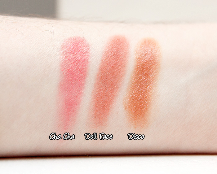 A Makeup & Beauty Blog – Lipglossiping » Blog Archive Swatch ...
