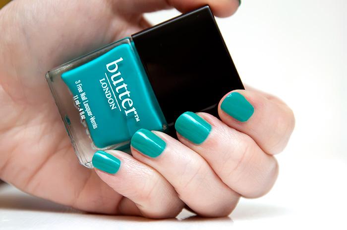 Butter London Slapper NOTD - A Makeup & Beauty Blog - Lipglossiping
