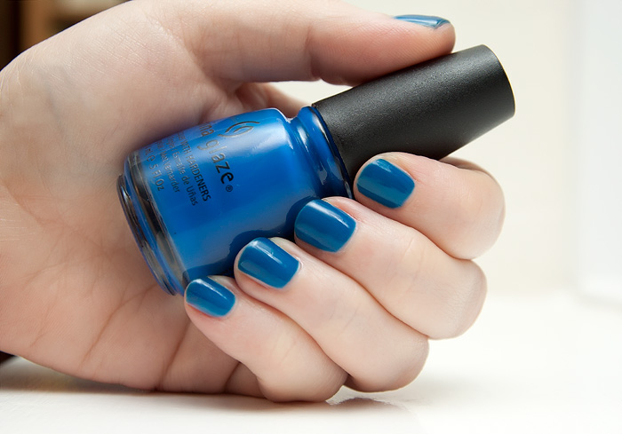 china glaze ride the waves - Superb Nail Colors by China Glaze . . . .