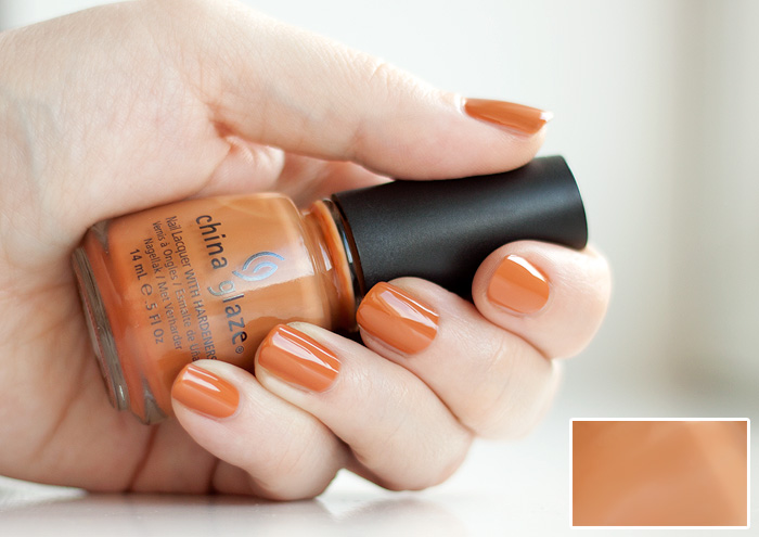 China Glaze Desert Sun - Superb Nail Colors by China Glaze . . . .