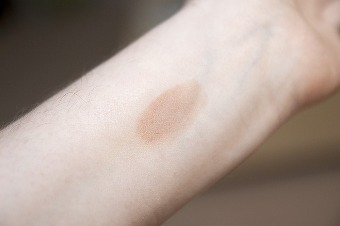 Laura Geller Air Whipped Bronzer Swatch