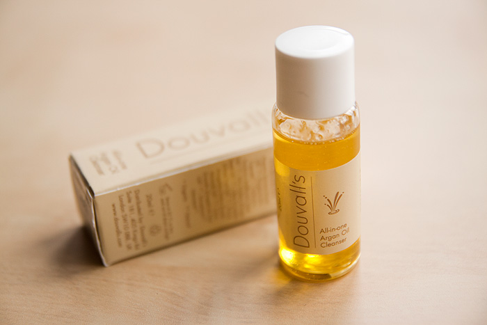 argan oil cleanser
