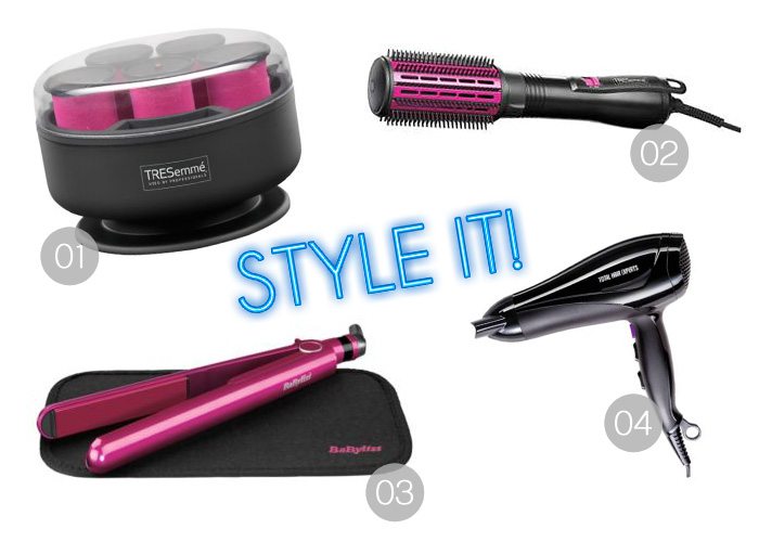cheap hair styling tools