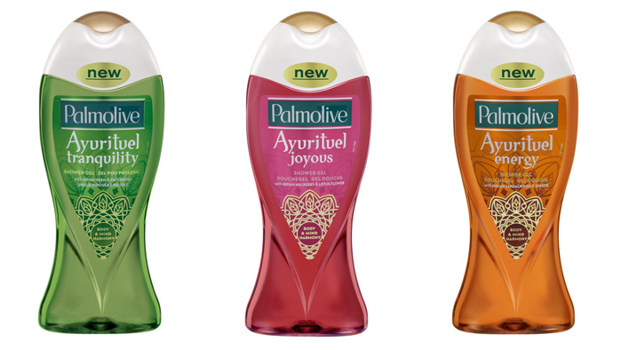 Ayurveda Palmolive Shower Gel