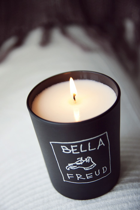 Bella Freud Incense Wood & Oud Candle