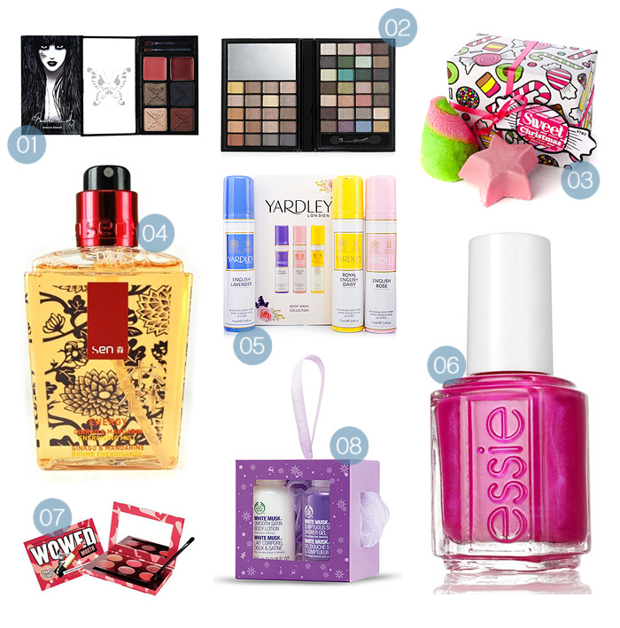 Christmas Gift Guide-a-palooza: The Beauty Bargains!