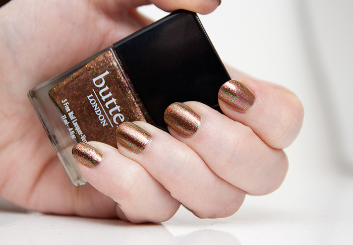 Butter London Scuppered