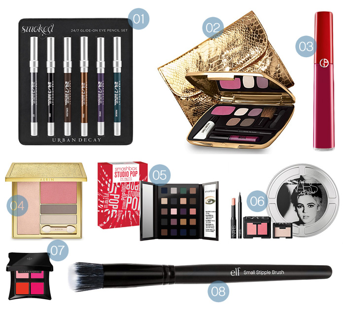 Christmas Gift Guide-a-palooza: Cosmetic Cravings...