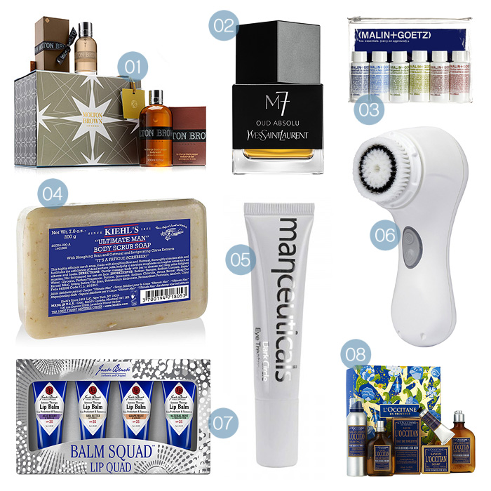 Christmas Gift Guide-a-palooza: Many for men!