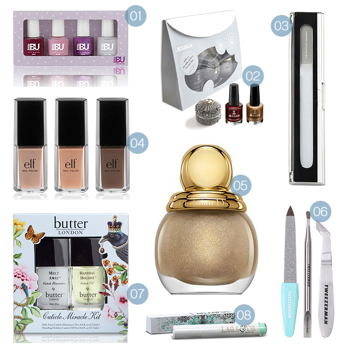 Christmas Gift Guide-a-palooza: Nailing it!