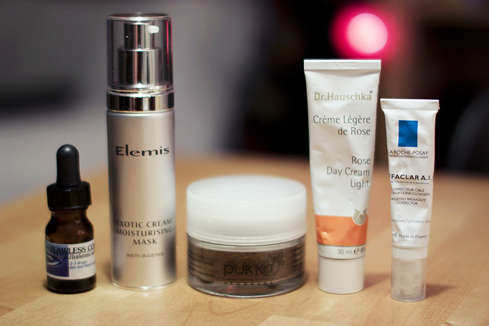 favourite beauty products of 2012