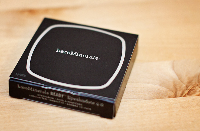 BareMinerals READY Eyeshadow Quad in A List