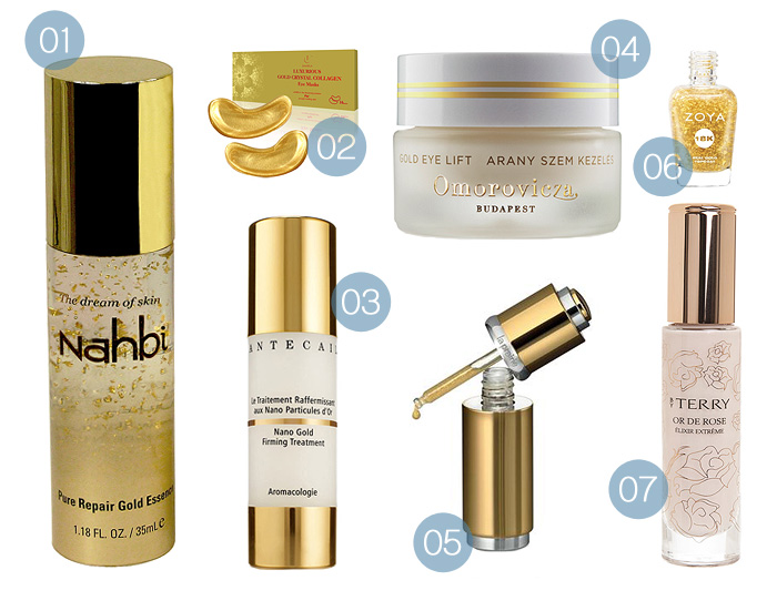 The Midas Touch: Gold in Skincare...