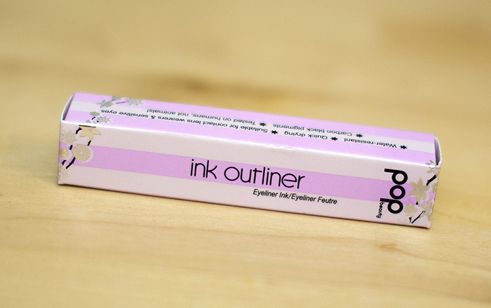 Get flicked with POP Ink Outliner Eyeliner