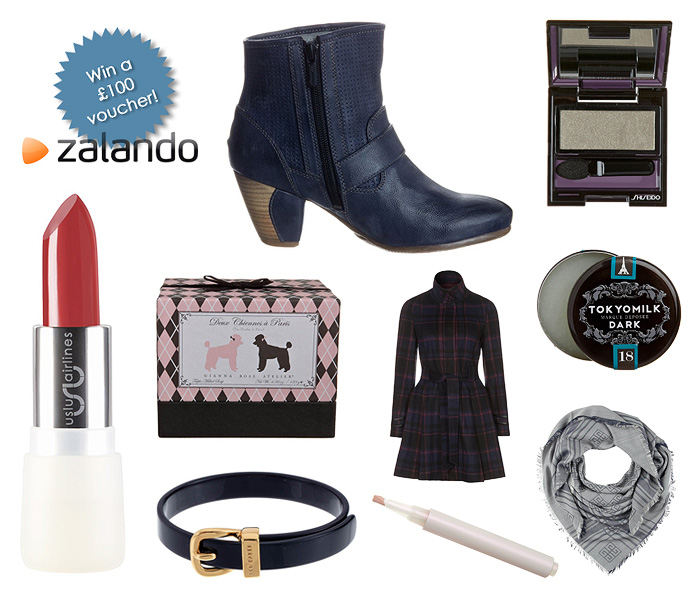 Win a £100 voucher to spend at Zalando!
