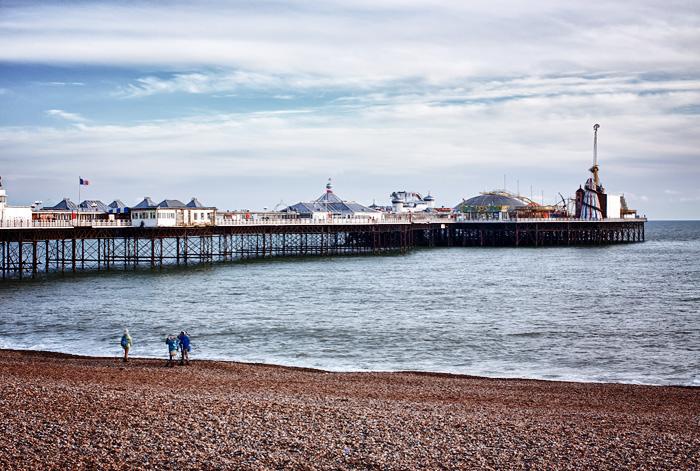 Brighton Pier!