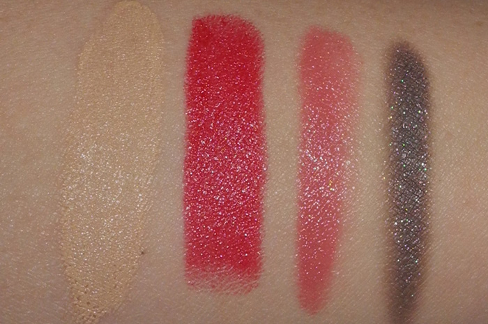 makeup4all-swatches
