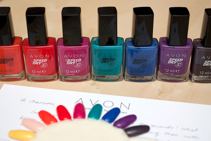 Avon Speeddry+ Nail Polish1