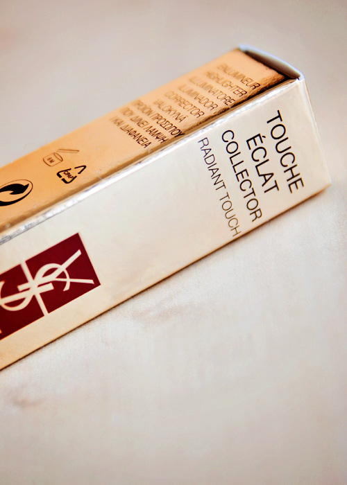 YSL Touche Eclat Collector Edition Radiant Touch