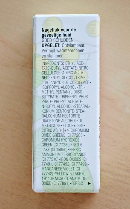 Clinique A Different Nail Enamel Ingredients_01