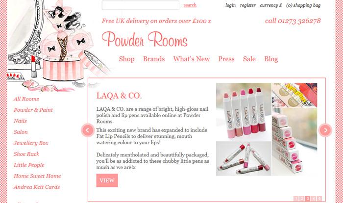 powderrooms