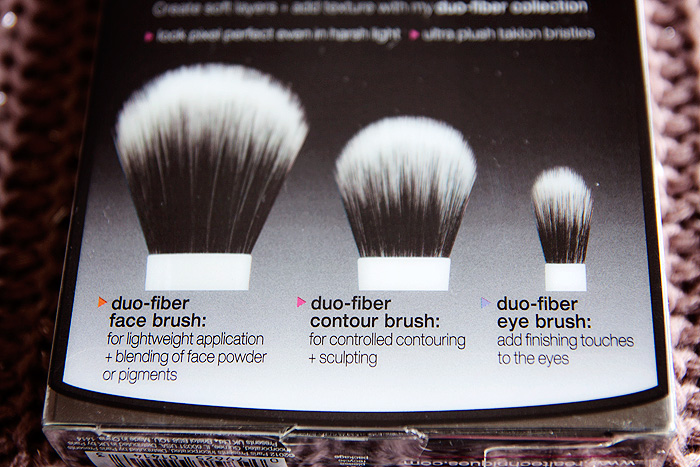 Real Techniques Limited Edition Duo-Fibre Brushes Fiber Review 3