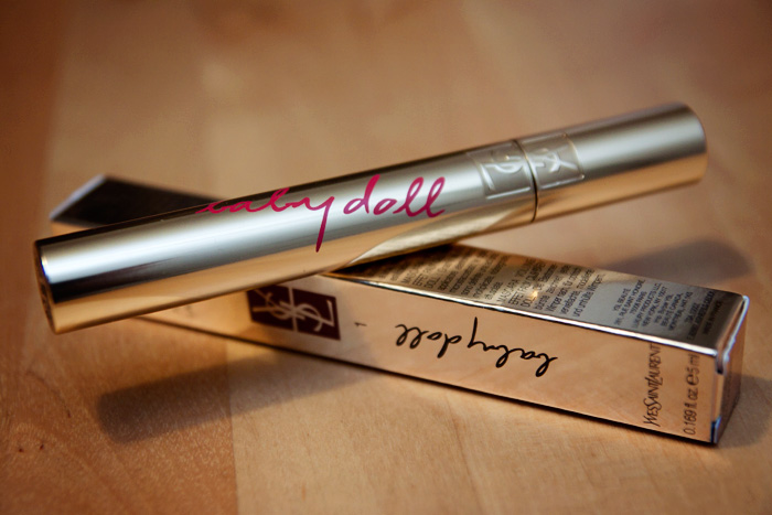 YSL Baby Doll Mascara Review