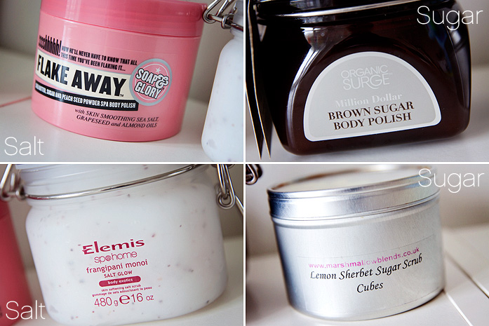 Salt vs Sugar: Is your exfoliator scrubbing you up the wrong way?
