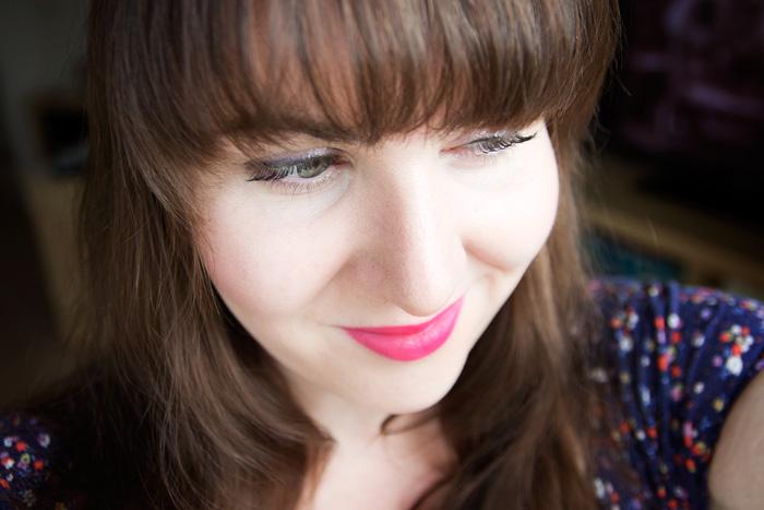 FOTD: Seventeen Pink Power Lipstick