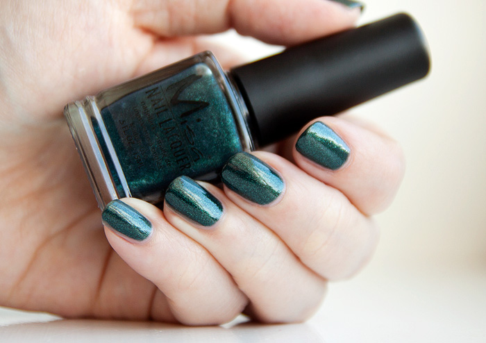 Misa Toxic Seduction Nail Polish