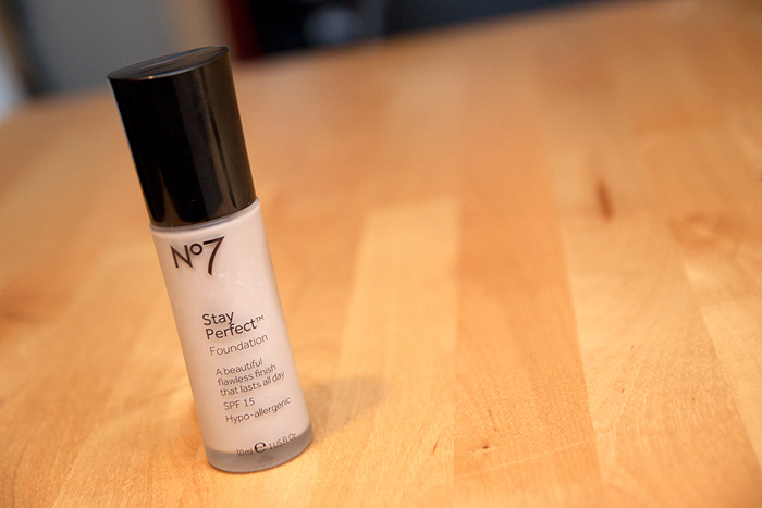 No7 Stay Perfect Foundation Review Calico