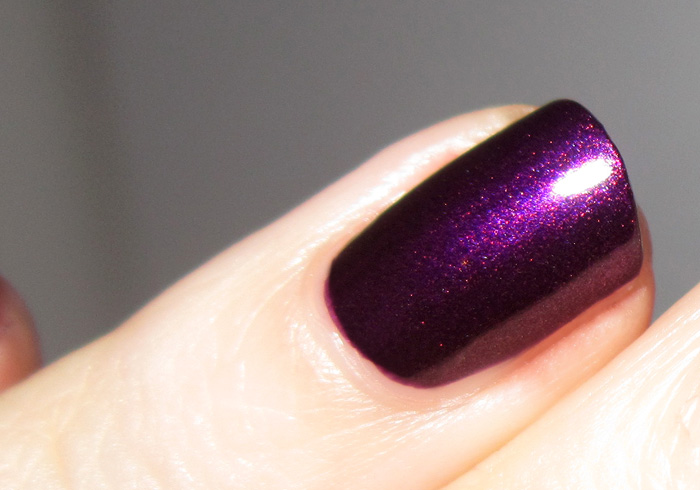 Urban Decay Autumn 2013 Nail Polish Vice Purple