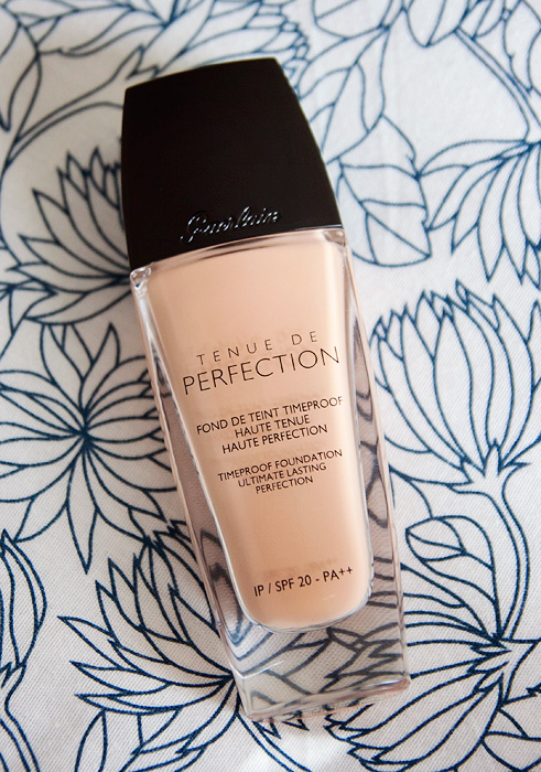 Guerlain Tenue de Perfection Foundation Review_1