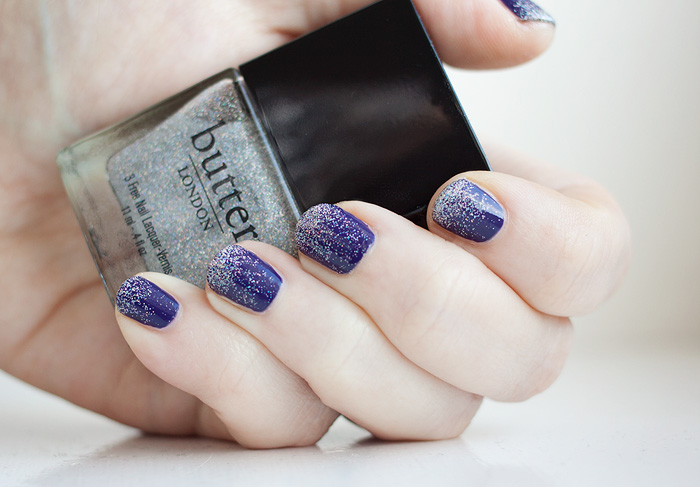Butter London Stardust Overcoat NOTD