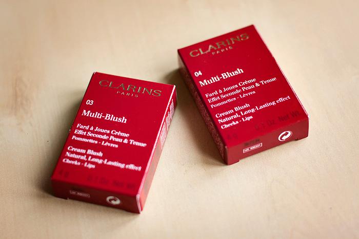 Clarins Cream Blush Grenadine Rosewood