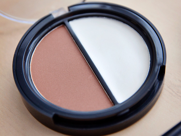 B. Vibrant Lip & Cheek Colour in Fandango and B. Sculplted Contour Kit Review